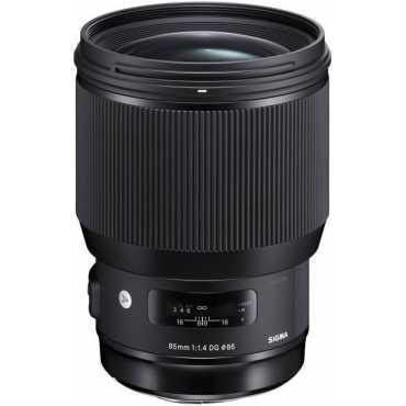 Sigma 85mm F 1 4 DG HSM Lens For Nikon