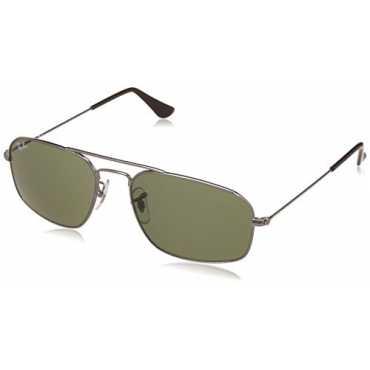UV Protected Square Men s Sunglasses