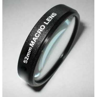 Omax 52mm Macro Closup Lens Filter