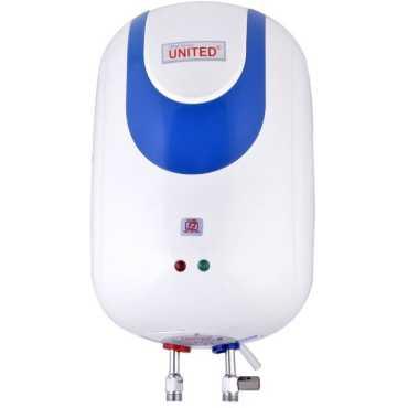 United ABS 25L Storage Water Geyser - White