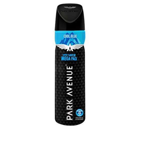 Park Avenue Cool Blue Body Deodorant (Super Saver Mega Pack)