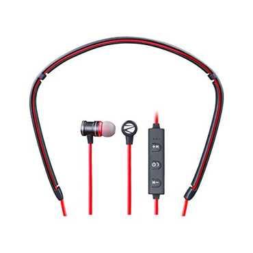 Zebronics Flex In the Ear Bluetooth Headset - Black