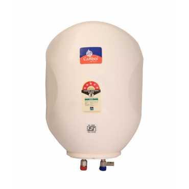 Candes GA 6 Litres Storage Water Geyser - White