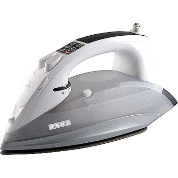 Usha Techne 4000 2400W Steam Iron - White
