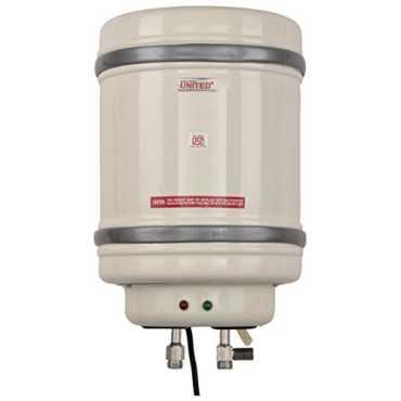 United ABS25LG 25L Storage Water Geyser - White
