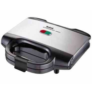 Tefal Ultracompact Sandwich Maker - Silver | Black | Grey
