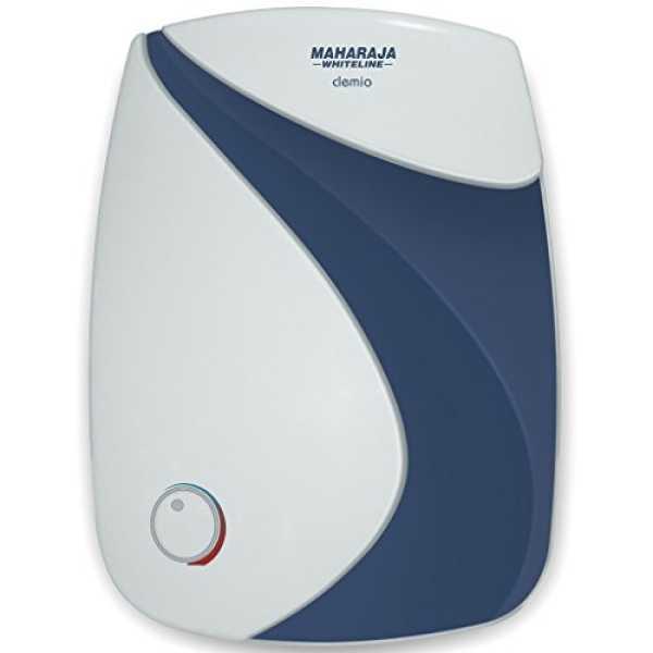 Maharaja Whiteline Clemio15 15-Litre Water Heater - White