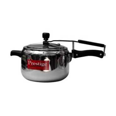 Prestige 11604 Nakshatra Plus Stainless Steel 5 L Pressure Cooker Inner Lid