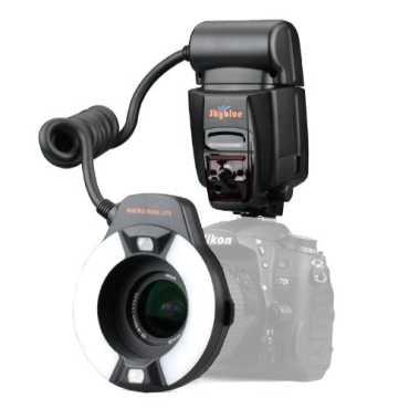 Meike MK-14EXT Macro TTL Ring Flash (For Nikon)