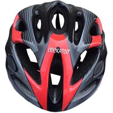 Cockatoo Cycling Helmet (Large) - Black