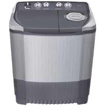 LG 6 Kg Semi Automatic Washing Machine (P7001R3F) - Dark Blue | Grey