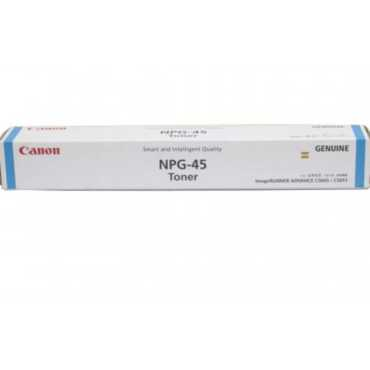 Canon NPG-45 Cyan Toner Cartridge - Blue