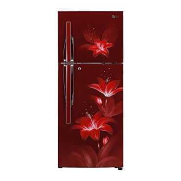 LG GL-T302RRGU 284 Liter Inverter 3 Star Frost Free Double Door Refrigerator