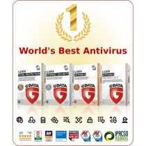 G Data Antivirus 1 User 1 PC Antivirus (For MAC)