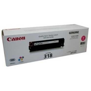 Canon 318M Toner Cartridge - Pink | Magenta