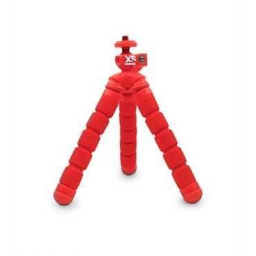 X-Sories Mini Bendy Compact Flexible Tripod with Adjustable Ball Head