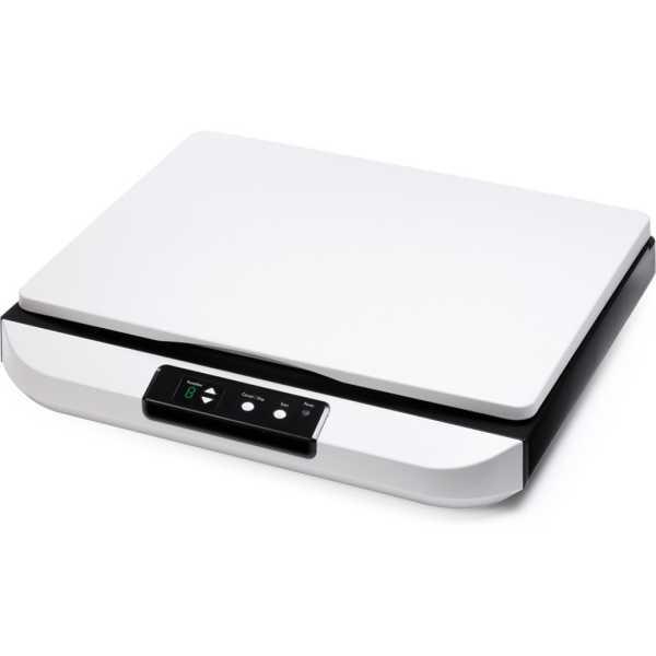 Avision FB5000 Flatbed Scanner - Black