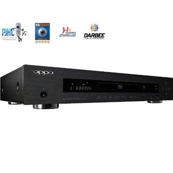 OPPO  BDP-103D 3D Blu-ray DVD Player - Black