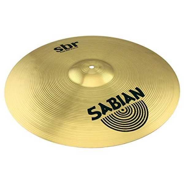 Sabian SBR Solar 18 inch Crash-Ride Cymbal