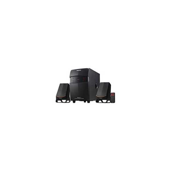Philips MMS 2550F Multimedia Speaker