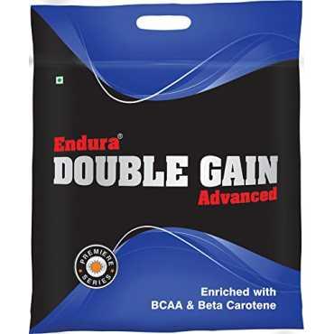 Endura Double Gain Advanced (3 kg,Chocolate) - Brown