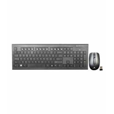Zebronics Companion 103 Wireless Keyboard Mouse Combo