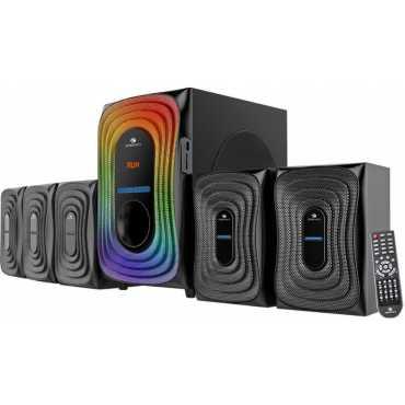 Zebronics Wave SW RUCF Multimedia Speakers - Black