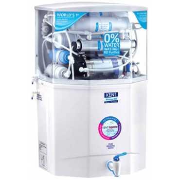 Kent Supreme 9L RO UV UF Water Purifier - White