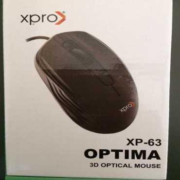 Xpro XP-63 USB Mouse