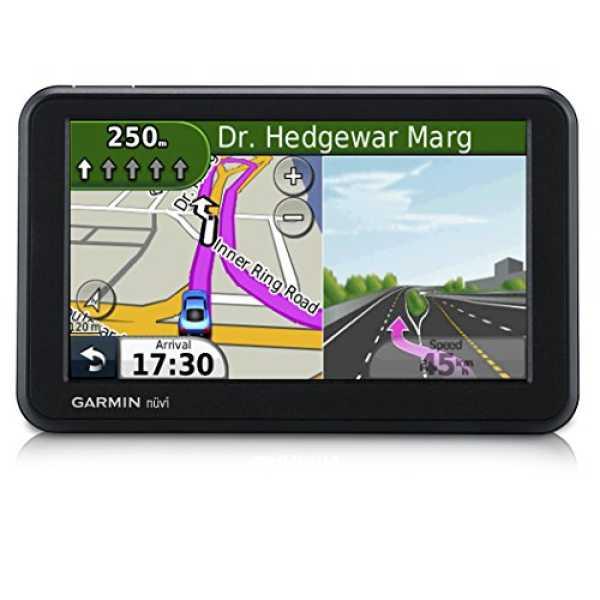 Garmin Nuvi 40LM GPS Navigation Device - Black