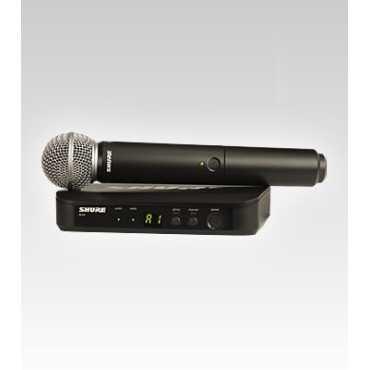 Shure BLX24 SM58 Wireless Microphone
