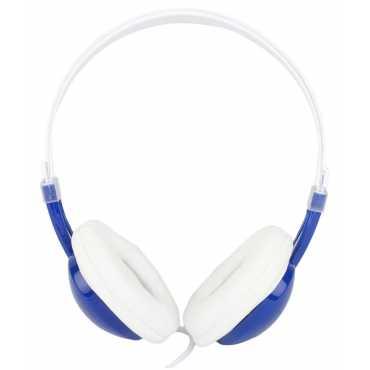 Sonilex SLG-3003HP Over Ear Wired Headphones - White