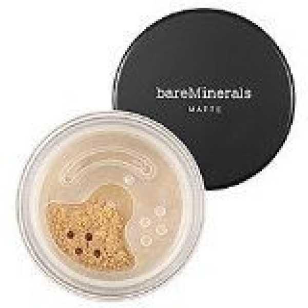 Bare Escentuals bareMinerals Mineral Matte Foundation SPF15 (Tan) (Large)