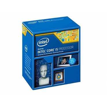 Intel 3.5 GHz i5 4690K Processor - Blue