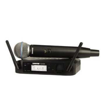 Shure GLXD24A-B58-Z2 Wireless Microphone