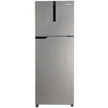 Panasonic NR-BG271VSS3 270 L 3 Star Inverter Frost Free Double Door Refrigerator