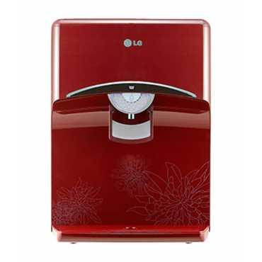 LG WAW73JW2RP 8L Water Purifier - White   Red