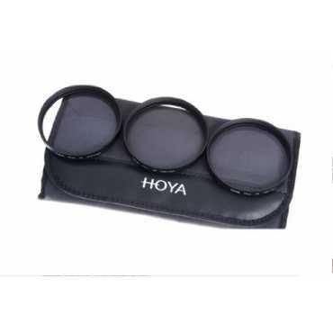 Hoya 67mm Close Up Filter Kit (+1/+2/+4)