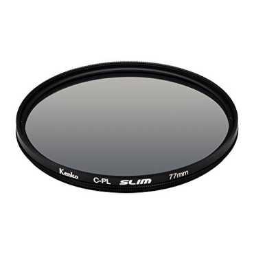 Kenko Smart 77mm CPL Slim Filter - Black