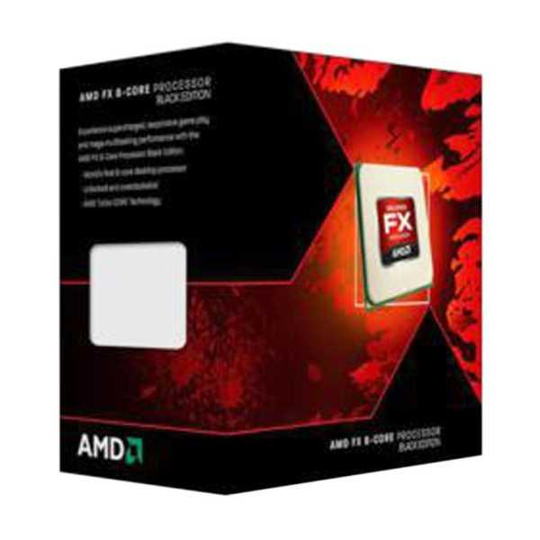 AMD 3.5 GHz AM3+ FX 8320 Processor (Black Edition)