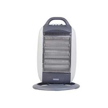 Usha 3503 H 1200W Halogen Room Heater - Grey