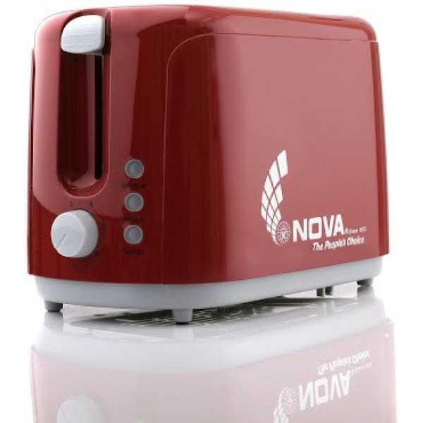 Nova NBT-2308 2 Slice Pop Up Toaster