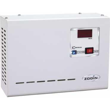 Zodin AVR-505 AC Voltage Stabilizer - White