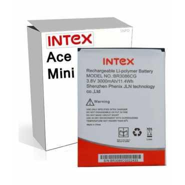Intex 3000mAh Battery (For Aqua Ace Mini)