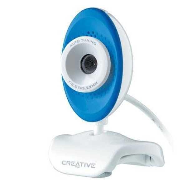 Creative Live Cam Video IM VF0350 WebCam