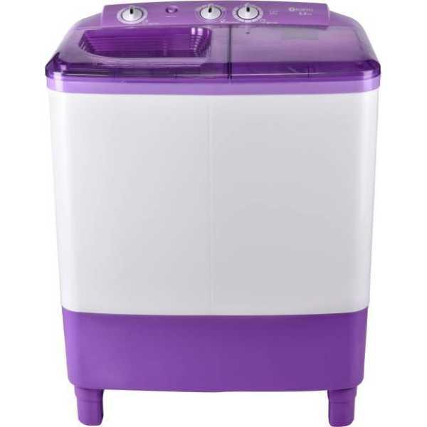 Koryo 6.8 kg Semi Automatic Top Load Washing Machine (KWM7018SA)