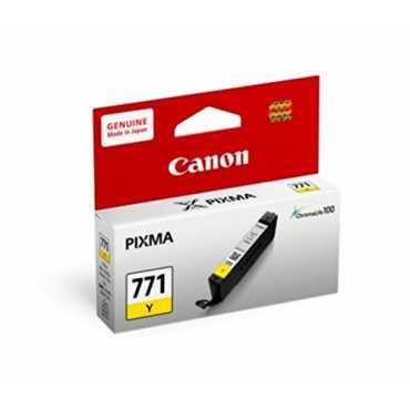 Canon CLI-771 Yellow Ink Cartridge