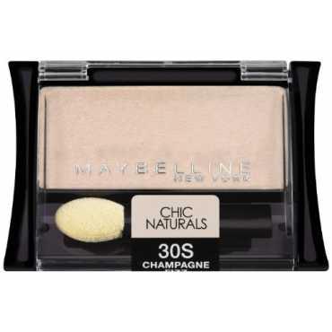 Maybelline New York Expert Wear Eye Shadow Singles (30s Champagne Fizz) - Beige
