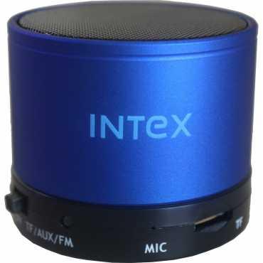 Intex IT-11SBT Portable Speaker - Blue | Black