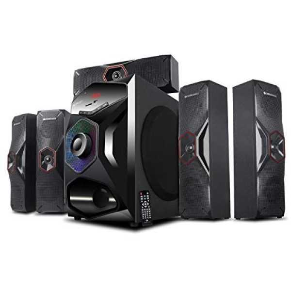 Zebronics Zeb-Josh 5.1 Multimedia Speaker